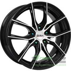 Купить DISLA Spider 525 BD R15 W6.5 PCD4x108 ET35 DIA67.1
