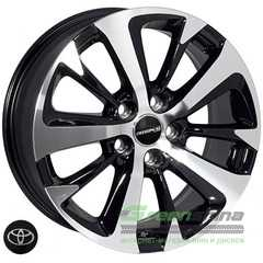Купить ZF TL0512 BMF R17 W7 PCD5x114.3 ET39 DIA60.1