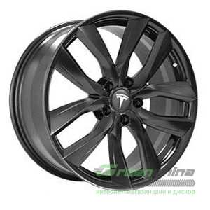 Купить Легковой диск REPLICA FORGED TES981 SATIN-BLACK_FORGED R19 W8 PCD5x12​0 ET40 DIA64.1