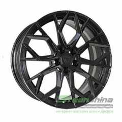 Купить Легковой диск VISSOL FORGED F-1029 SATIN-BLACK R19 W8.5 PCD5X112 ET27 DIA66.5