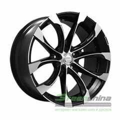 Купить Легковой диск WALD W397 BKF R22 W10 PCD5X150 ET45 DIA110.5