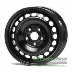 Купить STEEL ARRIVO AR077 BLACK R15 W6 PCD5x100 ET40 DIA57.1