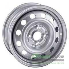 Купить STEEL Steger 53A38RST Silver R14 W5.5 PCD4x100 ET38 DIA54.1