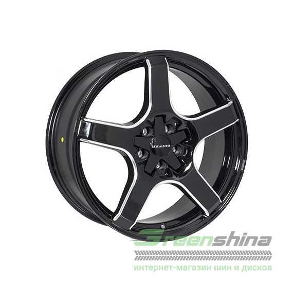 Купить ZF TL5655 BLACK R18 W8 PCD5x100/114.3 ET38 DIA73.1