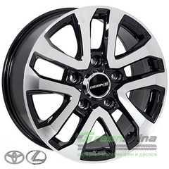 Купить ZW BK5118 BP R18 W8 PCD5x150 ET45 DIA110.2