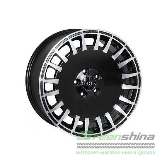 Купить JH A011 MattBMF R18 W8.5 PCD5x112 ET40 DIA66.6