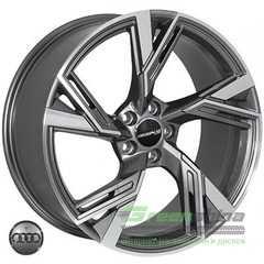 Купить Легковой диск ZW D1071 MGRA R18 W8 PCD5X112 ET40 DIA66.6