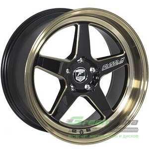 Купить Легковой диск JH FT50 BML R18 W9.5 PCD5X114.3 ET25 DIA73.1