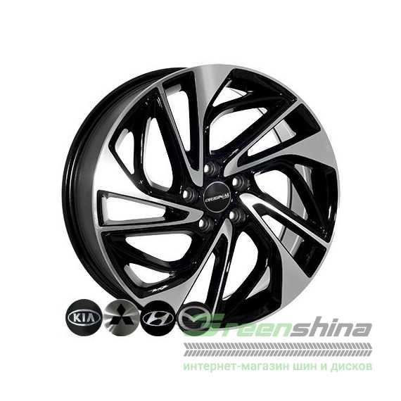 Легковой диск ZW BK5518 - Интернет-магазин шин и дисков с доставкой по Украине GreenShina.com.ua