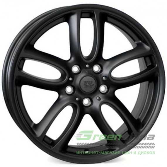 Купить Легковой диск WSP ITALY AMSTEL W1654 DULL BLACK R19 W7.5 PCD5x120 ET52 DIA72.6