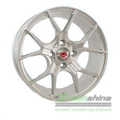 Купить GT 5134 Silver R15 W6.5 PCD4x100 ET35 DIA67.1