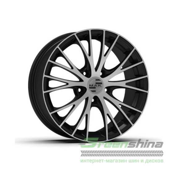 Купить MAK RENNEN Ice Black R18 W9 PCD5x110 ET44.5 DIA65.1