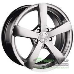 Купить RW (RACING WHEELS) H-337 HS R17 W7 PCD5x114.3 ET40 DIA73.1