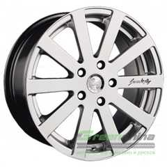 Купить RW (RACING WHEELS) H-339 HS R17 W7.5 PCD5x114.3 ET42 DIA73.1