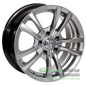 Купить RW (RACING WHEELS) H-346A HS R16 W7 PCD5x100 ET40 DIA73.1