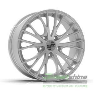 Купить MAK RENNEN Silver R20 W8.5 PCD5x110 ET31 DIA65.1
