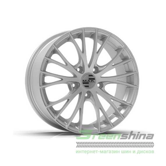 Купить MAK RENNEN Silver R20 W9.5 PCD5x130 ET65 DIA71.6