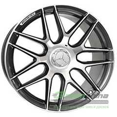 Купить Легковой диск REPLICA MR251 GMF R22 W10 PCD5x130 ET36 DIA84.1