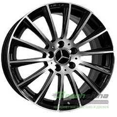 Купить REPLICA MR866 BKF R18 W9 PCD5x112 ET45 DIA66.6