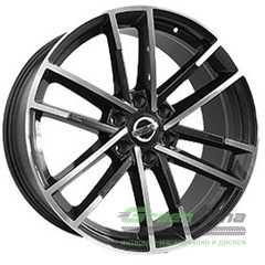 Купить REPLICA NS1633 GMF R22 W8.5 PCD6x139.7 ET25 DIA77.8