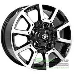 Купить REPLICA TY1380TRD BKF R20 W8.5 PCD5x150 ET55 DIA110.5