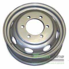 Купить Легковой диск ДОРОЖНАЯ КАРТА Газ 3302 Iveco (Серебристый металлик) R16 W5.5 PCD6x170 ET106 DIA130