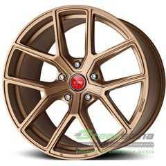 Легковой диск MOMO RF-01 Golden Bronze - Интернет-магазин шин и дисков с доставкой по Украине GreenShina.com.ua