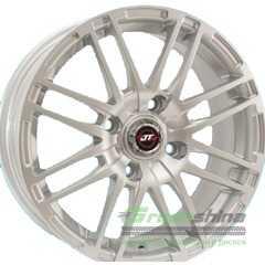 Купить Легковой диск GT 950 Silver R15 W6.5 PCD4x100 ET38 DIA67.1