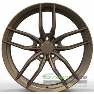 Купить Легковой диск WS FORGED WS1049 TINTED_MATTE_BRONZE_FORGED R19 W9.5 PCD5X114.3 ET52.5 DIA70.5