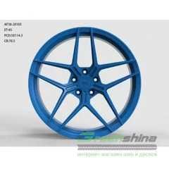 Купить Легковой диск WS FORGED WS2123 MATTE_BLUE_FORGED R20 W10.5 PCD5X114.3 ET45 DIA70.5