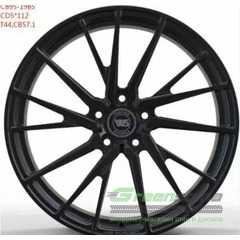 Купить Легковой диск WS FORGED WS895 FULL_BRUSH_BLACK_FORGED R19 W8.5 PCD5X112 ET44 DIA57.1