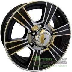 Легковой диск SPORTMAX RACING SR-522 BP - Интернет-магазин шин и дисков с доставкой по Украине GreenShina.com.ua