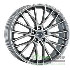 Купить Легковой диск MAK Speciale Graphite Mirror Face R21 W8.5 PCD5x120 ET30 DIA72.6