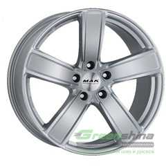 Купить Легковой диск MAK Tursimo-D-FF Silver R21 W10 PCD5x130 ET50 DIA71.6