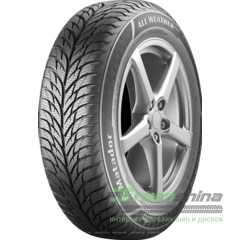 Купить Всесезонная шина MATADOR MP62 All Weather Evo 195/65R15 91T