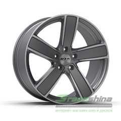 Купить Легковой диск MAK Turismo-FF Gun Metallic Mirror Face R20 W9.5 PCD5x130 ET65 DIA71.6