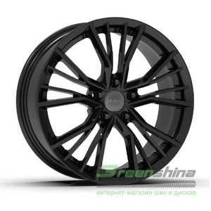 Купить Легковой диск MAK Union Gloss Black R17 W7 PCD5x100 ET38 DIA57.1
