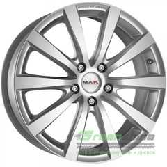 Купить Легковой диск MAK Iguan Silver R15 W6 PCD4x100 ET47 DIA54.1