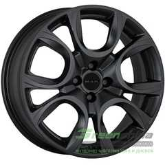 Купить Легковой диск MAK Torino W Mat Black R16 W6.5 PCD4x98 ET35 DIA58.1