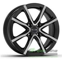 Купить Легковой диск MAK Milano 4 Black Mirror R17 W7 PCD4x100 ET35 DIA72