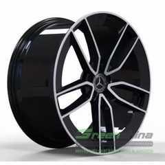 Легковой диск REPLICA FORGED MR399B - Интернет-магазин шин и дисков с доставкой по Украине GreenShina.com.ua
