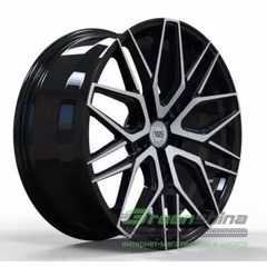 Купить Легковой диск WS FORGED WS1281 GLOSS_BLACK_WITH_MACHINED_FACE_FORGED R20 W9 PCD5X112 ET35 DIA66.5