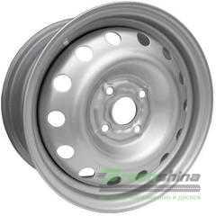 Купить Легковой диск ДОРОЖНАЯ КАРТА Hyundai Silver R14 W5.5 PCD4x100 ET46 DIA54.1