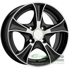 Купить Легковой диск ANGEL Luxury 323 BD R13 W5.5 PCD5x112 ET30 DIA67.1