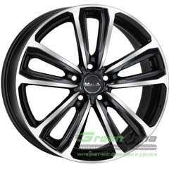 Купить Легковой диск MAK Magma Black Mirror R17 W7 PCD5x105 ET42 DIA56.6