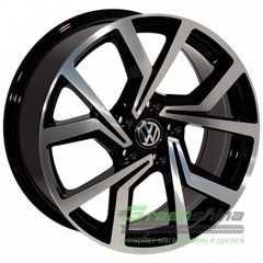 Купить ZW BK5125 BP R15 W6.5 PCD5x100 E42 DIA57.1
