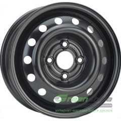 Купить Легковой диск SKOV STEEL WHEELS Black R14 W5.5 PCD4x100 ET43 DIA60.1