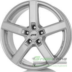 Купить Легковой диск ATS Emotion Polar Silver R17 W7.5 PCD5x108 ET55 DIA63.4