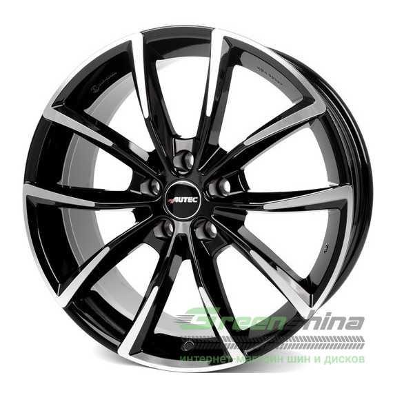 Купить Легковой диск AUTEC Astana Schwarz poliert R17 W7 PCD5x114.3 ET50 DIA67.1