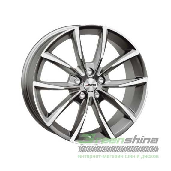Купить Легковой диск AUTEC Astana Titansilber Poliert R17 W7 PCD5x112 ET45 DIA57.1
